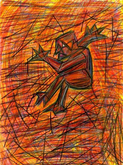 Drawing by El-Branden Brazil